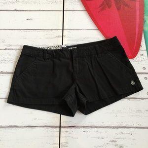 Volcom Jrs 3 Cheeky Chic Shorts W 31 x I 2.5